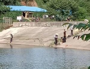 靈山一水庫兩名初二學生溺亡 死因正在調查中(圖)