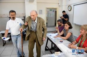 土耳其重新举行伊斯坦布尔市长选举