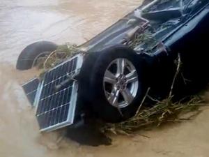 梧州蒼梧縣多個鄉鎮受暴雨襲擊發生洪澇災害(圖)
