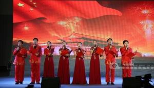 環江開展慶祝新中國成立70周年愛國詩詞誦讀大賽