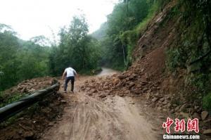 四川珙县5.6级地震已致9人受伤 珙双路部分中断