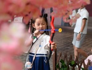 杭州:假期�w��鹘y文化