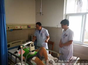 威尼斯人网站市鹿寨县健康扶贫精准发力构筑多重保障