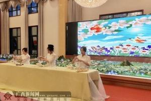 2019年广西茶艺职业技能大赛玉林选拔赛决赛落幕