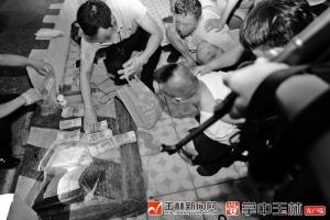 """兴业扫毒:剧中""""大片""""连连上演"""