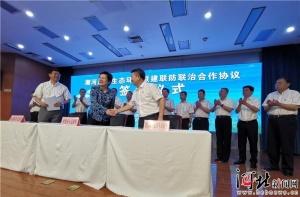 京承两区一市生态环境联建联防联治正式启动