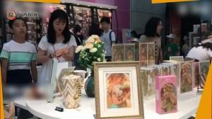 """三峡博物馆跨界""""玩""""彩妆 你想要买吗?"""