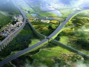 18日焦点:桂柳高速部分路段改造成柳州东外环南段