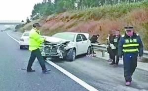 警方对外公布合山5��30重大交通事故调查结果