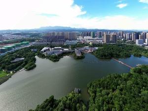 江西上饶:宜居福地 湖光潋滟
