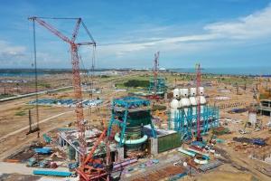 防城港经开区:项目建设火热