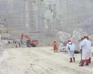 岑溪市矿山塌方事故最后一人被救出 已无生命体征