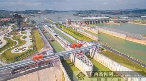 西江黄金水道带旺船舶市场
