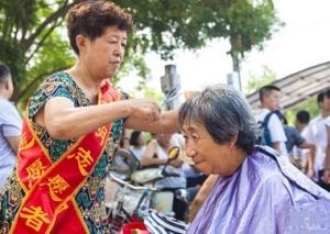 河北衡水:志愿服务让百姓更幸福