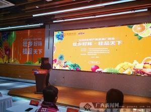 壮乡桂味桂品天下 1688全球产地巡演广西站举行