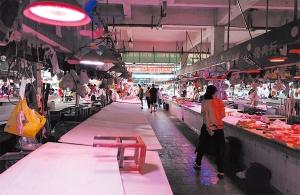 南宁猪肉高价位或将持续到明年 市民惊呼