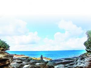 高清:北海涠洲华丽转身 争创国家5A级旅游景区