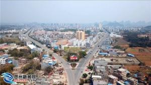 賀州平桂區:積極爭取債券資金 助力縣域經濟發展