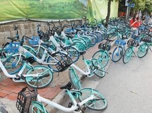 8月13日焦点图:南宁青桔共享单车将被全面处理