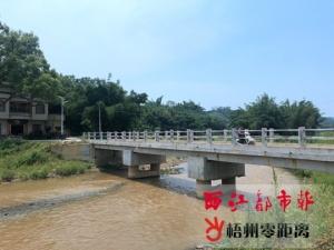 蒼梧縣嶺腳鎮計劃投入580多萬 建設13個路橋項目