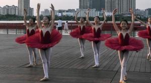 芭蕾小天使的多彩假期