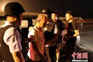 青海一男子命案后潛逃19年在浙江落網
