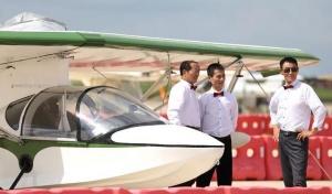 沈阳法库国际飞行大会开幕
