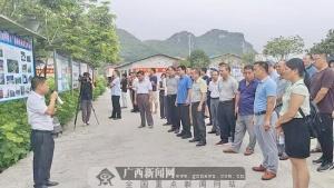 全区气象助力脱贫攻坚和乡村振兴现场会在环江召开