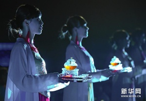 武夷山:《印象大红袍》引来八方客