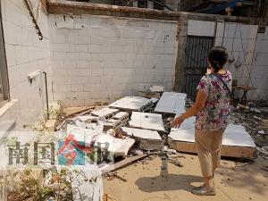 房屋拆遷引發