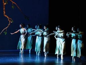 中国芭蕾舞剧《花木兰》登陆纽约林肯中心