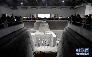 新中國考古重大發現|秦俑!秦俑!