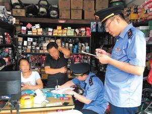 南寧市8家配件門店涉嫌違規被立案調查