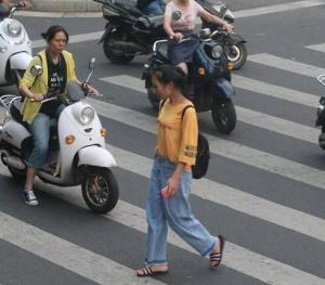 维护交通安全 南宁从路面秩序整治等三方面入手