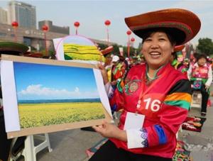 青海刺绣:针尖上的幸福传承