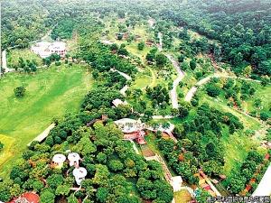 9月2日焦点图:南宁青秀山风景区新东区将开放