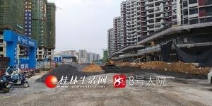 桂林骖鸾路延长线进展:10月将达通车条件