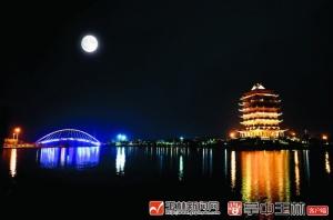 明月照山河 九州庆团圆
