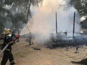 消防部门提醒:私拉电线隐患多 致火灾可能入刑