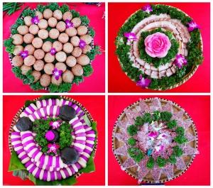 高清:中国·河池寿乡牛羊美食文化节香飘瑶乡