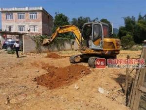 贺州发现一座1700多年前两晋时期古墓 已被盗空