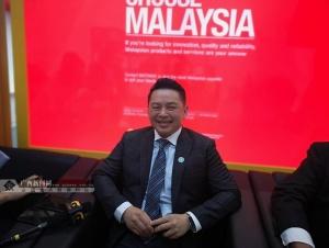 马来西亚国际贸易和工业部部长达勒·雷金:期待10+1合作到永久