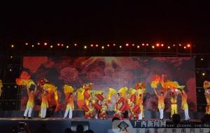 防城区系列文艺演出庆祝新中国成立70周年