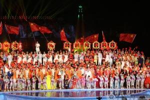 2019中国柳州国际水上狂欢节暨水上休闲运动会开幕