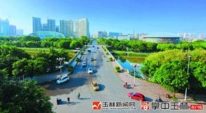 【视觉玉林】细数南流江诸桥 看城市沧桑巨变