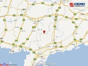 专家析广西玉林5.2级地震:再发生强震可能性不大