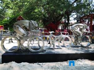 首届中国北海国际户外动态雕塑展延期举办