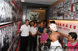 桂林老科技工作者载歌载舞欢度重阳节