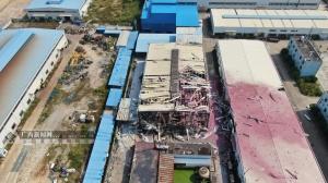"""陆川""""10·15""""厂区爆炸事故善后处理有序开展"""