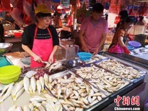 广东侨乡台山黄花鱼被分为两品种